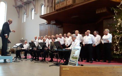Optreden in de Julianakerk in Sassenheim op 13 december 2017